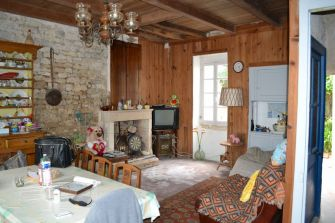 Vente maison LE BOIS PLAGE EN RE - photo
